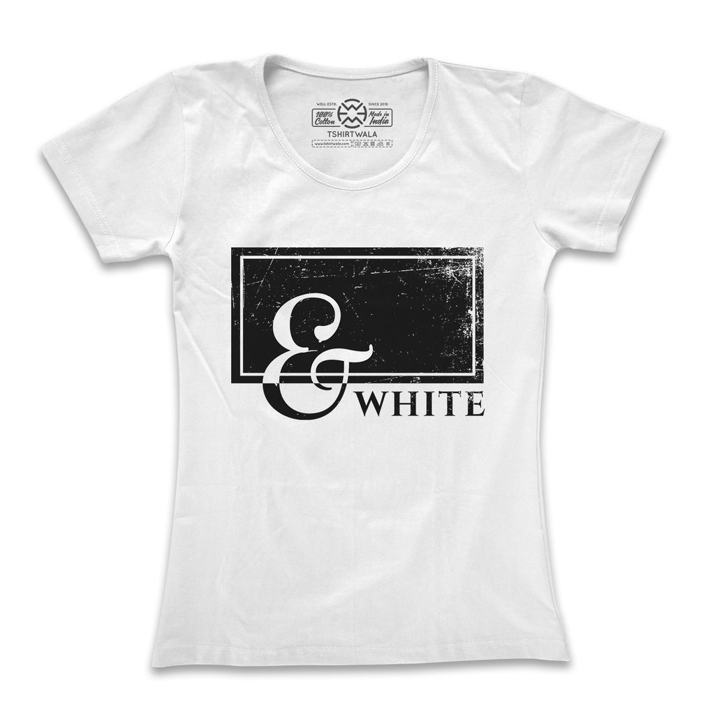 Black & White T-shirt