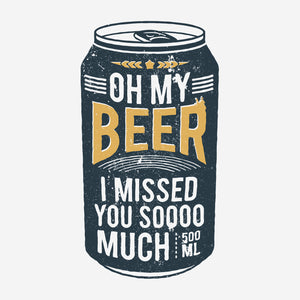 Oh My Beer T-shirt