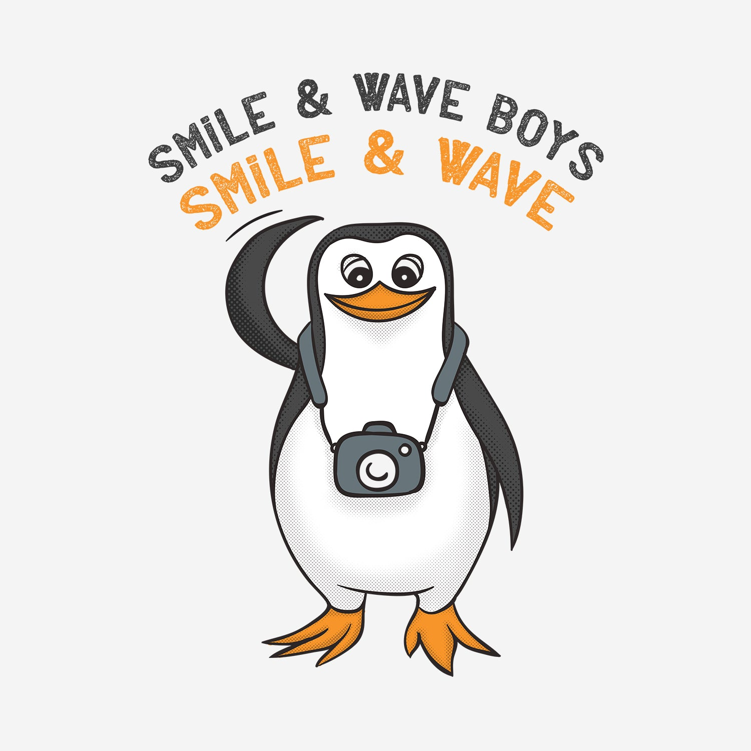 Smile & Wave T-shirt