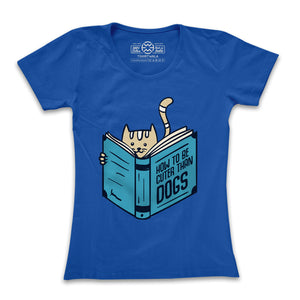 Wise Cat T-shirt