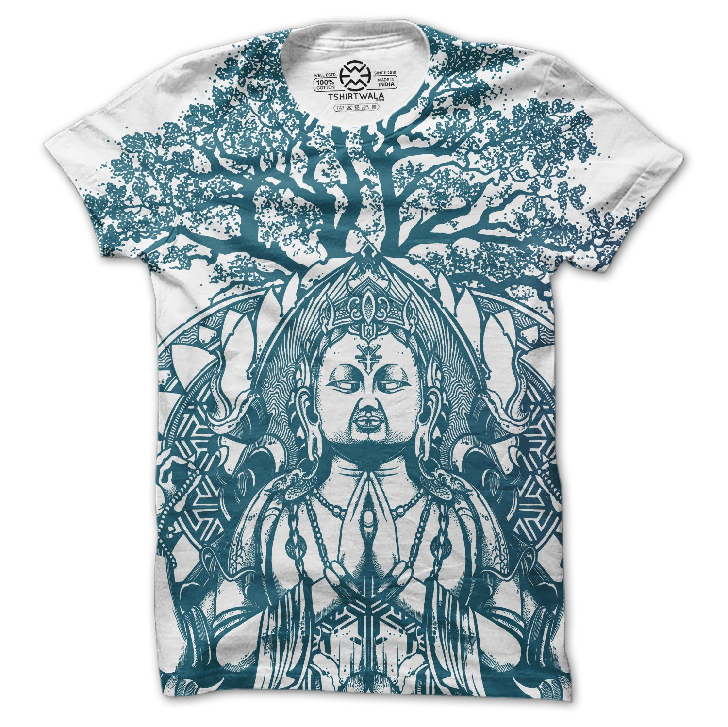 Enlightenment - All Over Print T-shirt