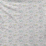 Bicycle Pattern - All Over Print T-shirt