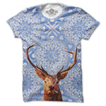 Trippin' Deer - All Over Print T-shirt