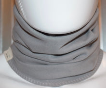 Load image into Gallery viewer, Neck Gaiter - Silver Grey - Cat 2
