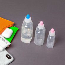 Load image into Gallery viewer, Refillable container bottles 100cc 10 count