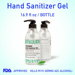 Hygienic Hand Sanitizer with Mugwort and Green tea