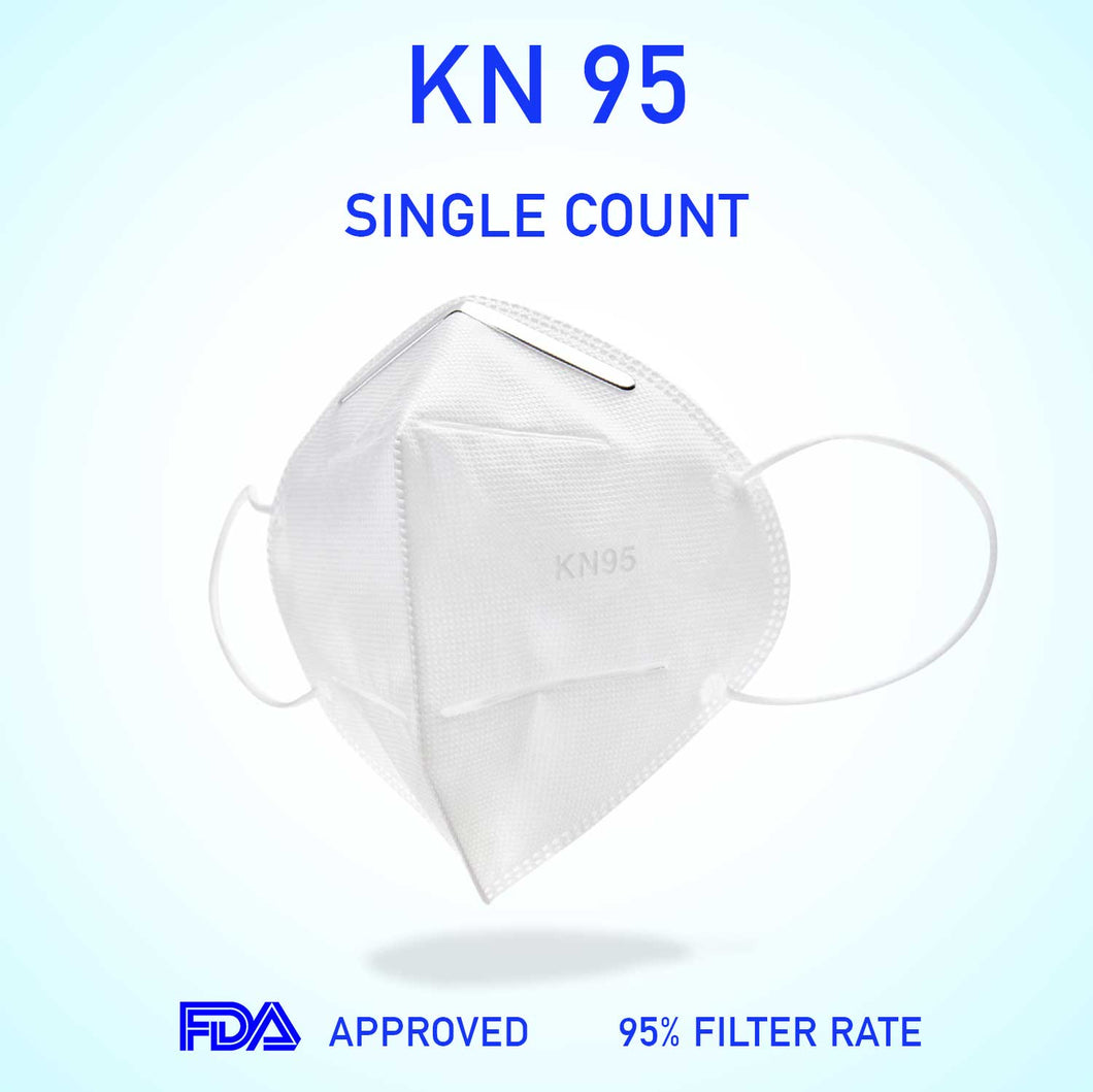 KN95 - FDA Approved Protective Face Mask