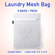 Load image into Gallery viewer, Coarse Laundry Mesh Bag