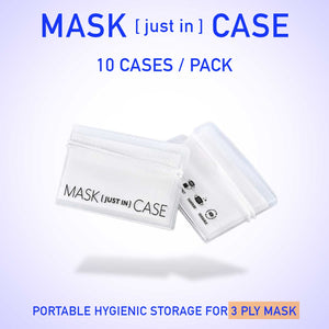 Handy Mask carrier 10 pack