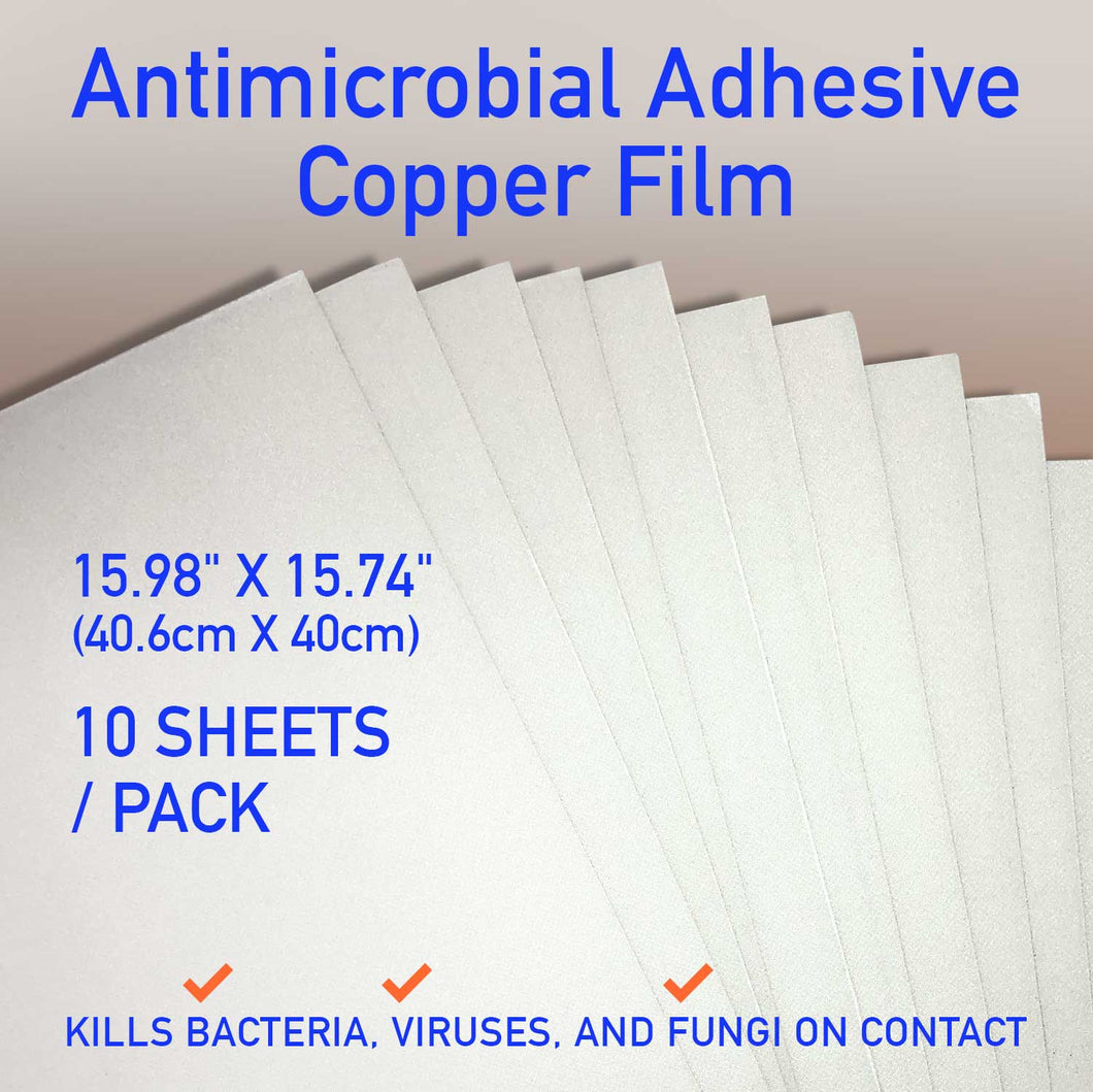 Antimicrobial Adhesive copper Film
