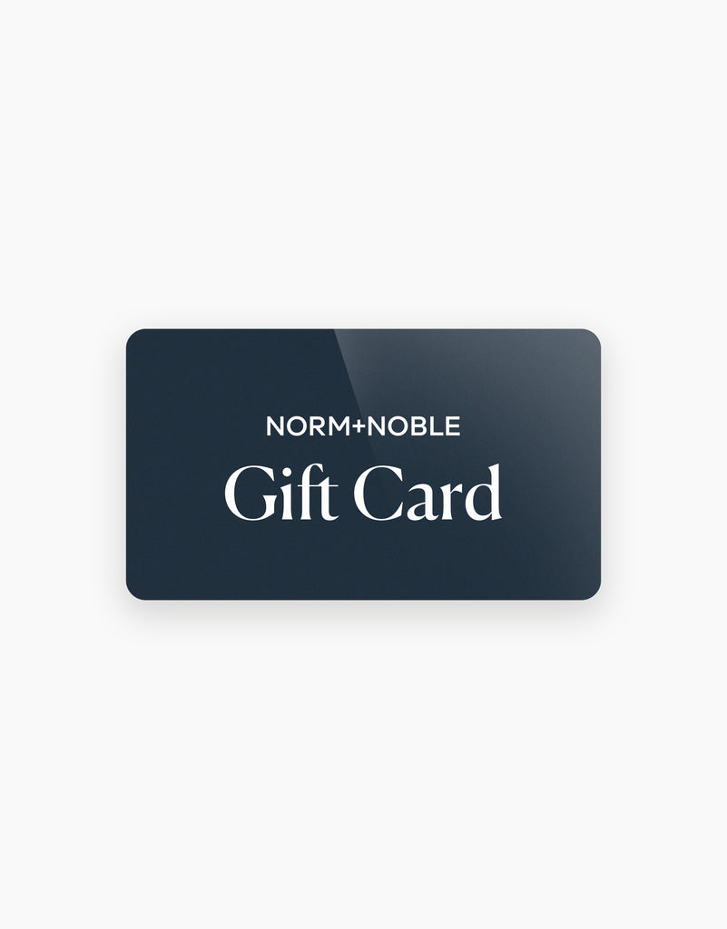Norm + Noble Gift Card