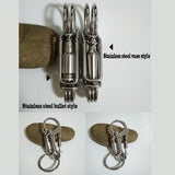 How is this DIY key chain produced? it's beautiful!