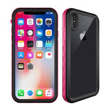 360 Full Protect For iPhone X Xs  Max Xr  Waterproof dust proof Case