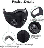 Adjustable Reusable Protect Mouth Cover face mask for Outdoor Sport  #facemask