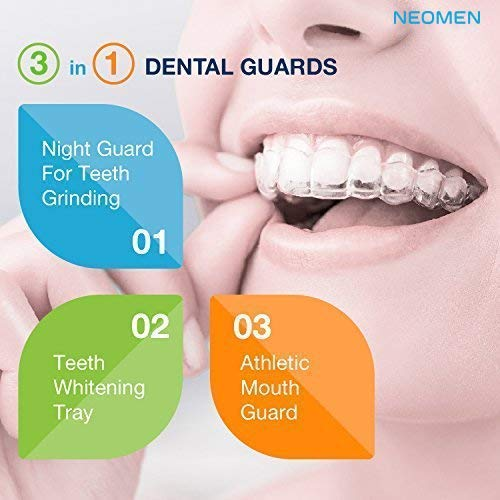Best Hot Professional Dental Guard Mouth Guard For Teeth Grinding, Anti Grinding Dental Night Guard, Stops Bruxism