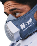Training Mask - Altitude Breathing Simulation Device for high Performance Sport and Fitness Workouts