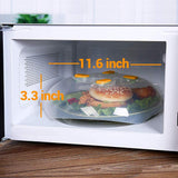Microwave Plate Cover,Microwave Cover for Food,Microwave Splatter Guard Lid