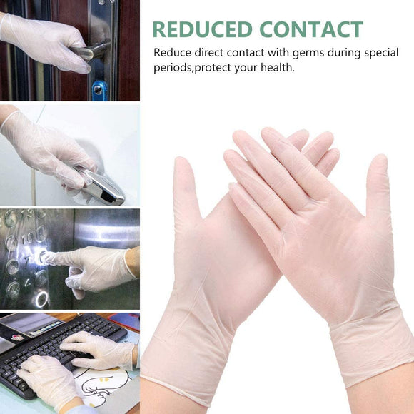 Disposable Gloves Gloves for Kitchen Cooking Cleaning Safety Food Handling,Ship from USA