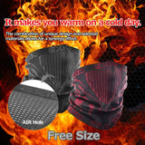 Winter Neck Warmer Gaiter/Balaclava  - Windproof Face Mask for Ski, Snowboard