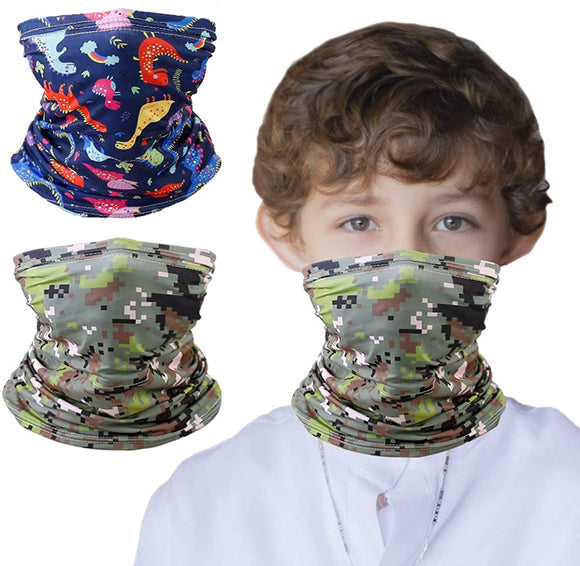 Protection Face Cover Neck Gaiter for Hot Summer Cycling Hiking Sport Outdoor