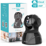Wireless Security Camera - tophatter.shop