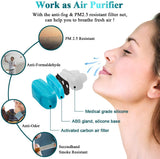 Anti Snoring Devices Nose Vents Plugs Clip Air Purifier