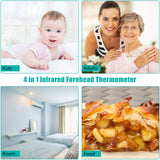 Medical Temporal Multimodal Thermometer #Thermometer