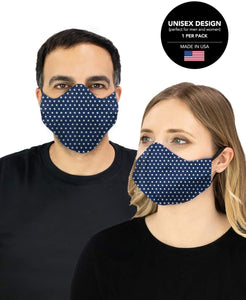 USA Made 100% Women's Adult Face Mask