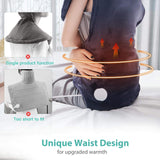 Electric Heating Wrap for Neck and Shoulders