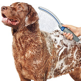 Pet Shower Sprayer Attachment for Fast and Easy at Home Dog Cleaning