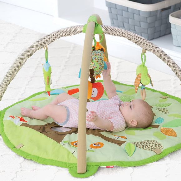 Skip Hop Treetop Friends Baby Developmental Play Mat Activity Gym
