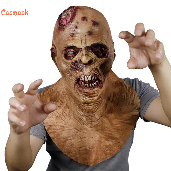 Halloween Horror Latex Mask