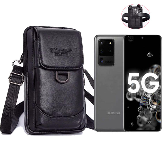 Protable Phone Bag for Samsung Galaxy S20 S21 5G Ultra