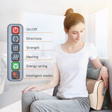 Infrared Heating Neck Shoulder Back Body Electric Massage
