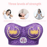 Electric Bra Massager breast enlarging bra Beauty Chest Breast Sagging