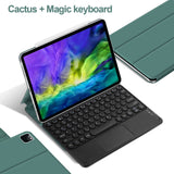 Magic keyboard For iPad Pro 11 Case 2020 for iPad Pro 12.9 2018 2020 Air 4 10.9 Cover Magnetic Bluetooth Touchpad Keyboard Cases