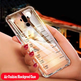 Soft Silicone Shockproof Clear Case For Samsung S20 Ultra Case Cover For Galaxy S7 S8 S9 S10 Plus 5G Edge Note 8 9 10 Pro A50 02