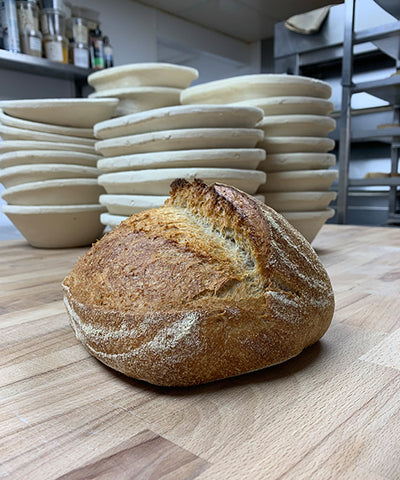 Buckby Sourdough