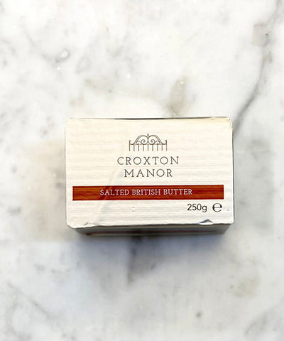 Croxton Manor Salted Butter