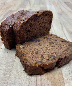 Date and Banana Loaf