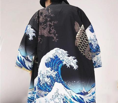 Youkai Men's Robe