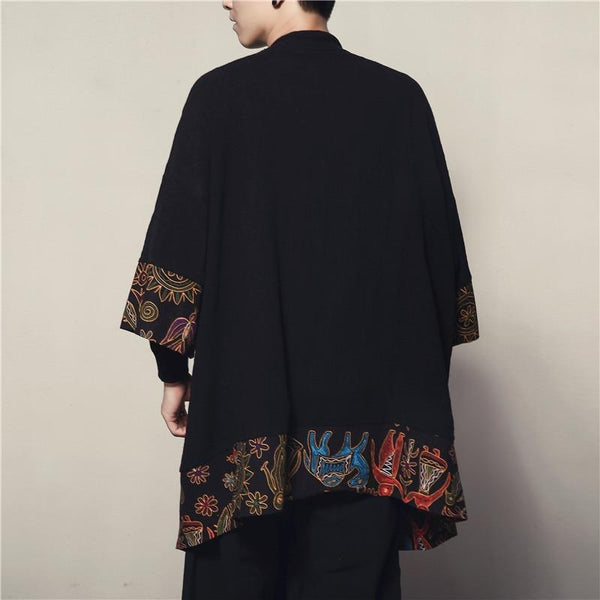 Kuragari Men's Robe