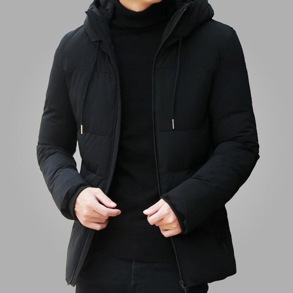Hommu Men's Winter Coat