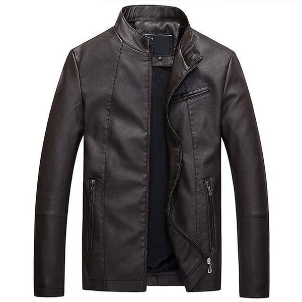 Hekima Leather Jacket