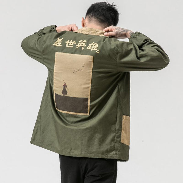 Omotenashi Men's Jacket