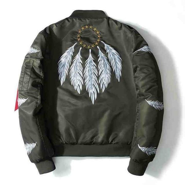 Feza Men's Bomber Jacket