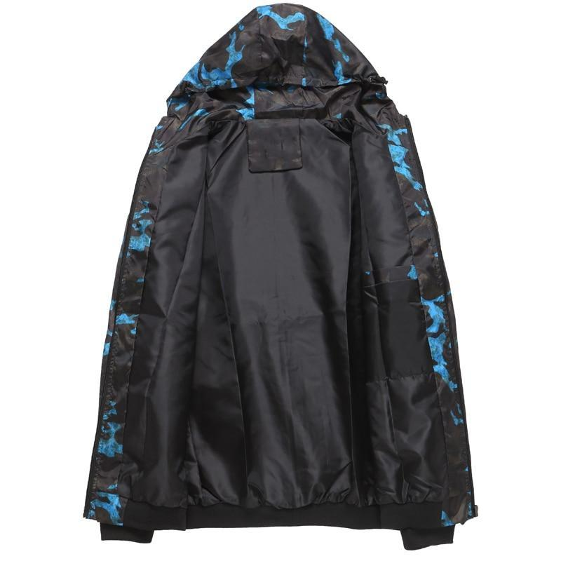 Tenshi Windbreaker Jacket
