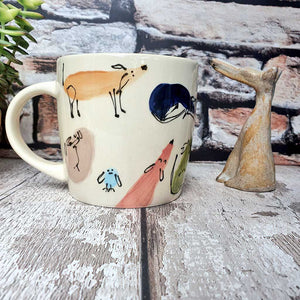 Lucky Dip Single 12oz Colourful Dog Mug *please read description*