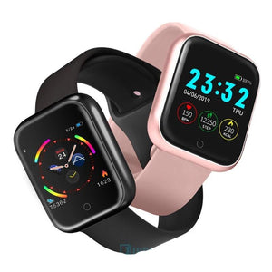 2 Smartwatches P70 - Compatível com Android e iOS