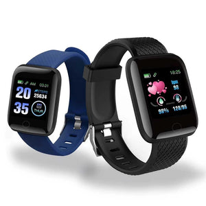 2 Smartwatches D15 - Compatível com Android e iOS